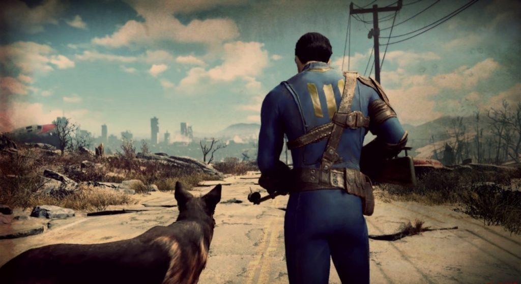 Fallout4 dog RPG