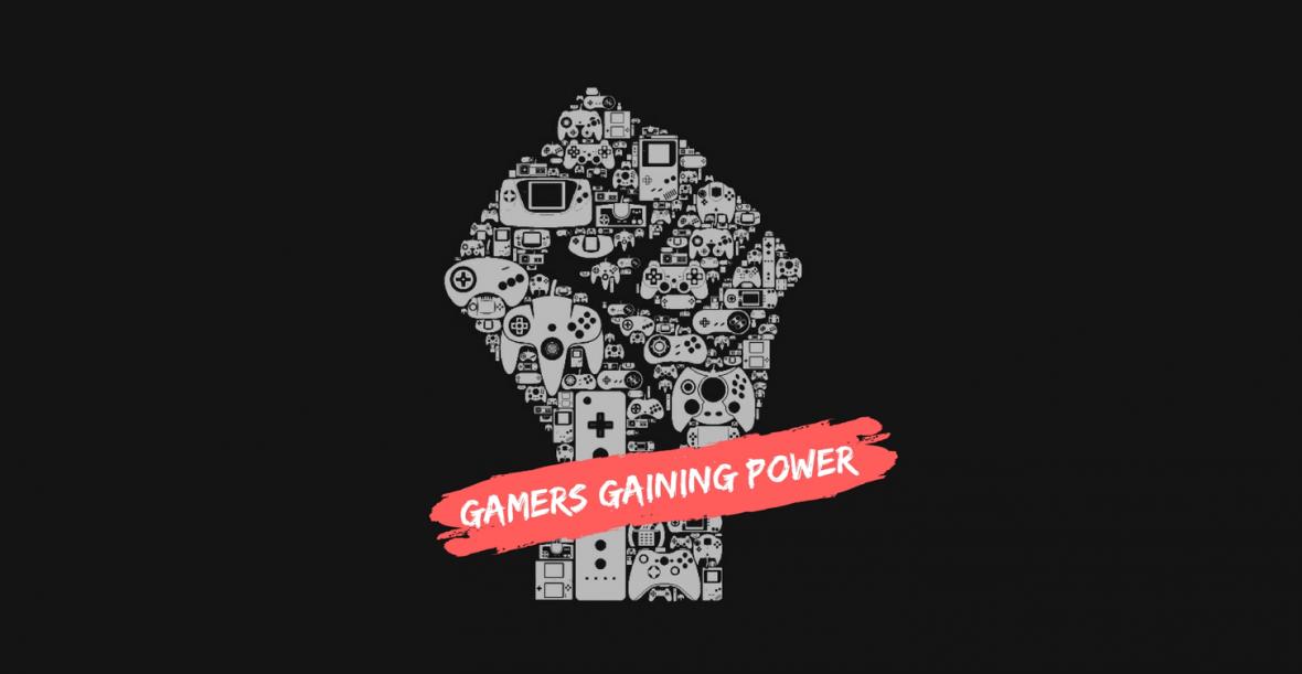 Gamers gaining power