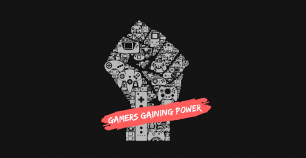 Gamers gaining power