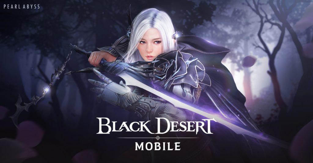 Black Desert Mobile Popular MMORPG