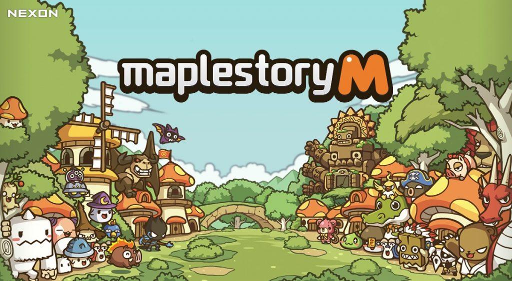 Maplestory M Fun MMORPG