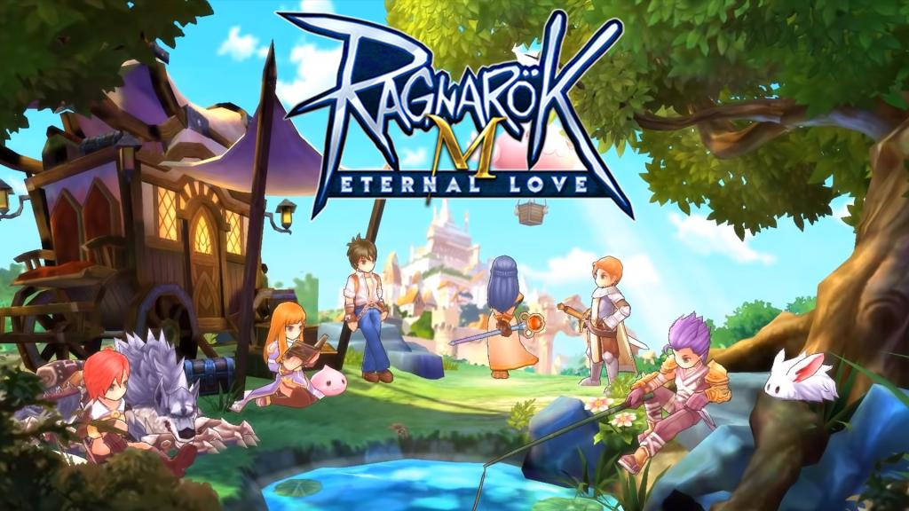 Ragnarok M Eternal Love Free MMORPG