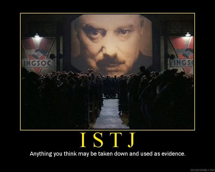 ISTJ-ThoughtPolice