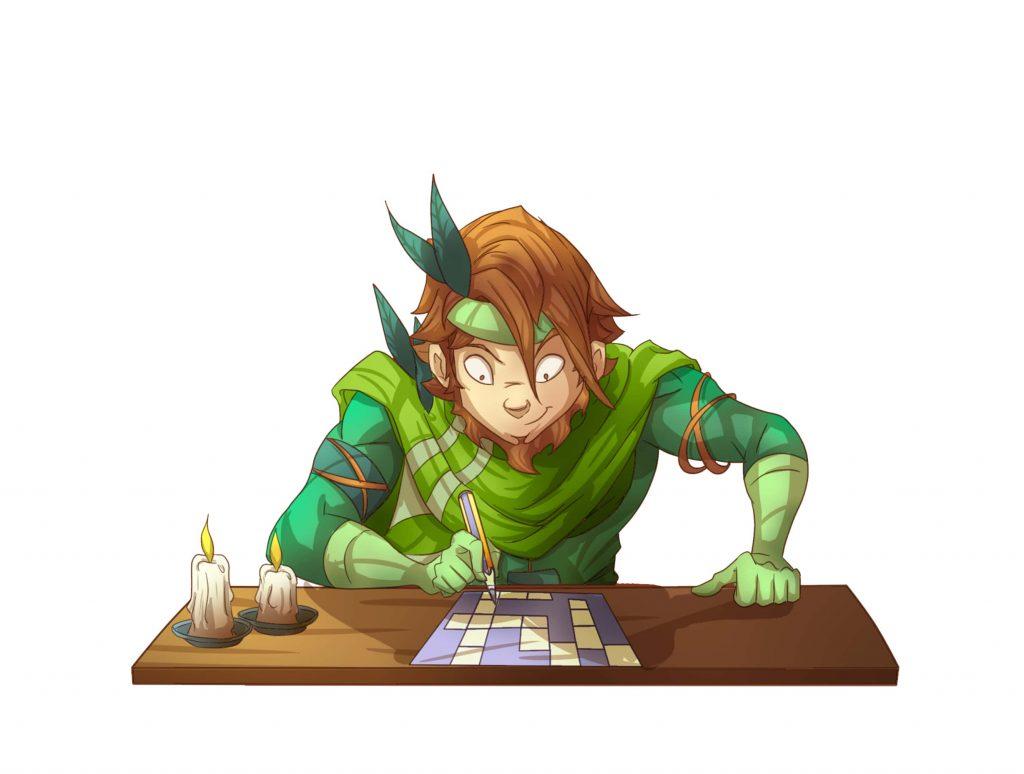 INFJ - Insightful Supporter | GameTree Wiki